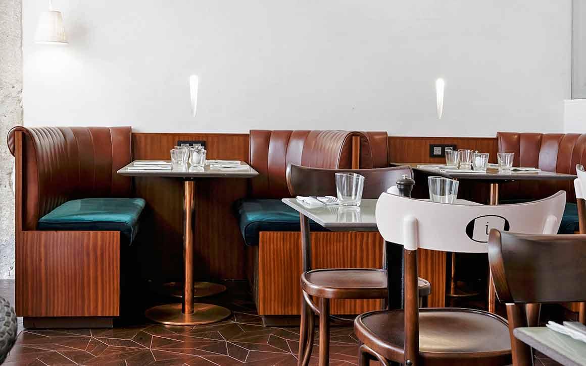 Restaurant Elémentaire : La salle