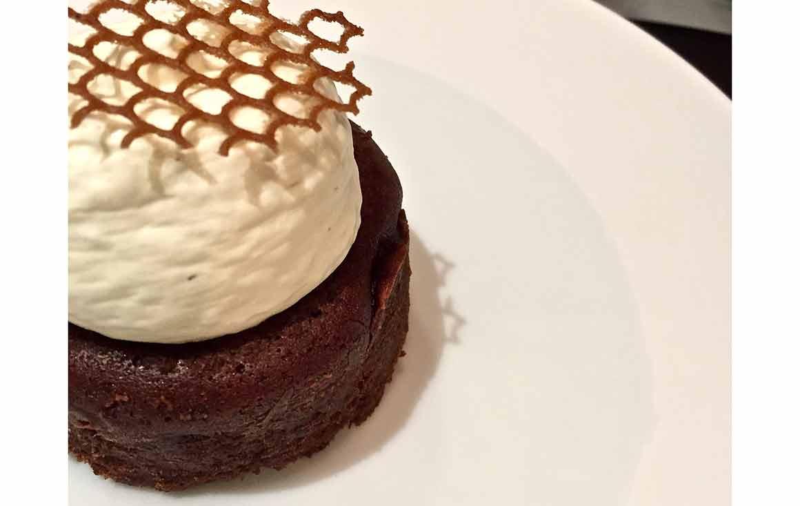 Restaurant Elémentaire : Moelleux chocolat
