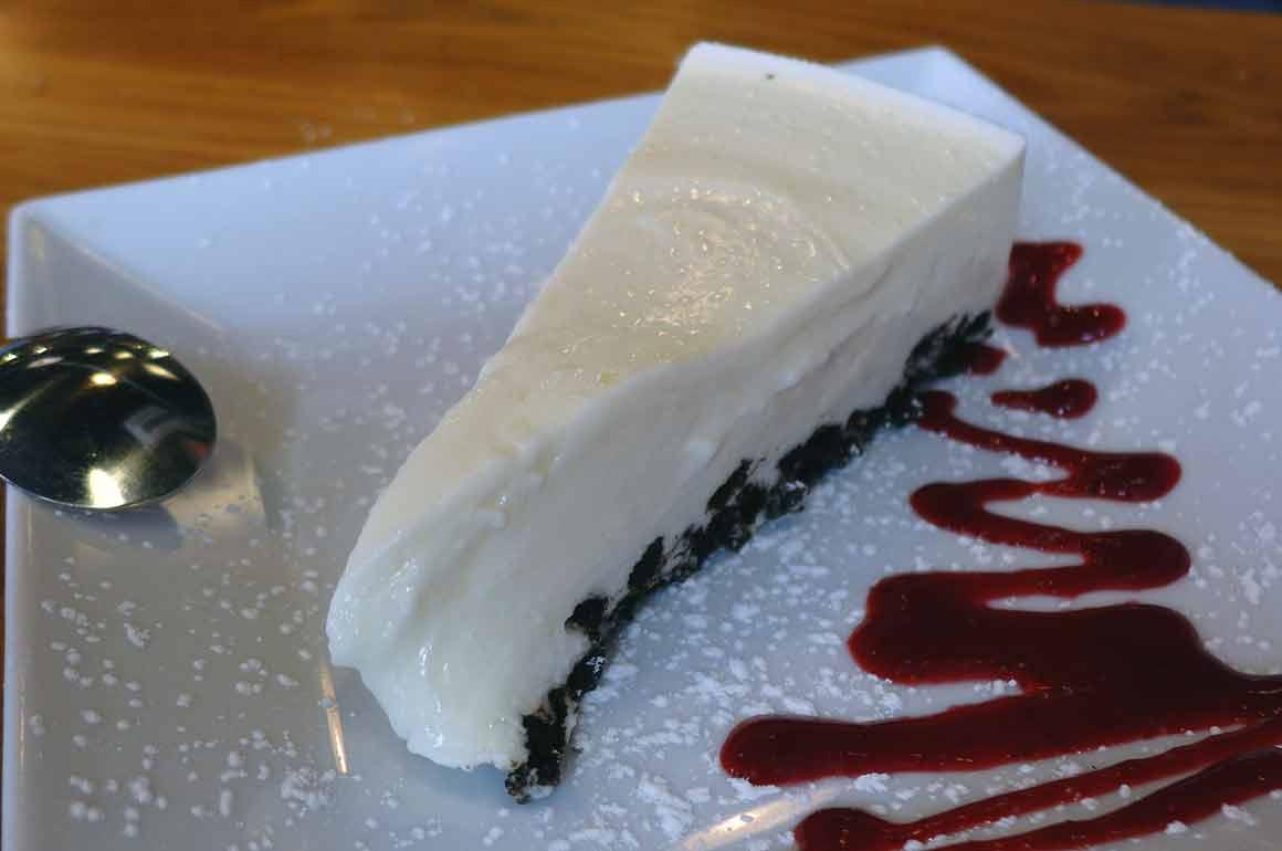 Restaurant Mim : Cheese-cake Oreo