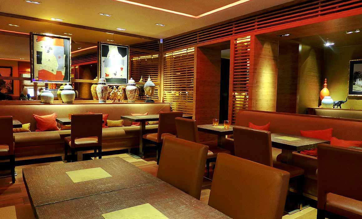 Restaurant T' U : La salle