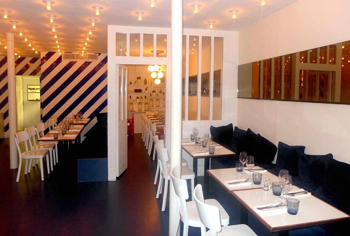 Restaurant Tous : La salle