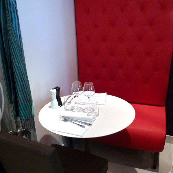 Restaurant Sassolini, la salle