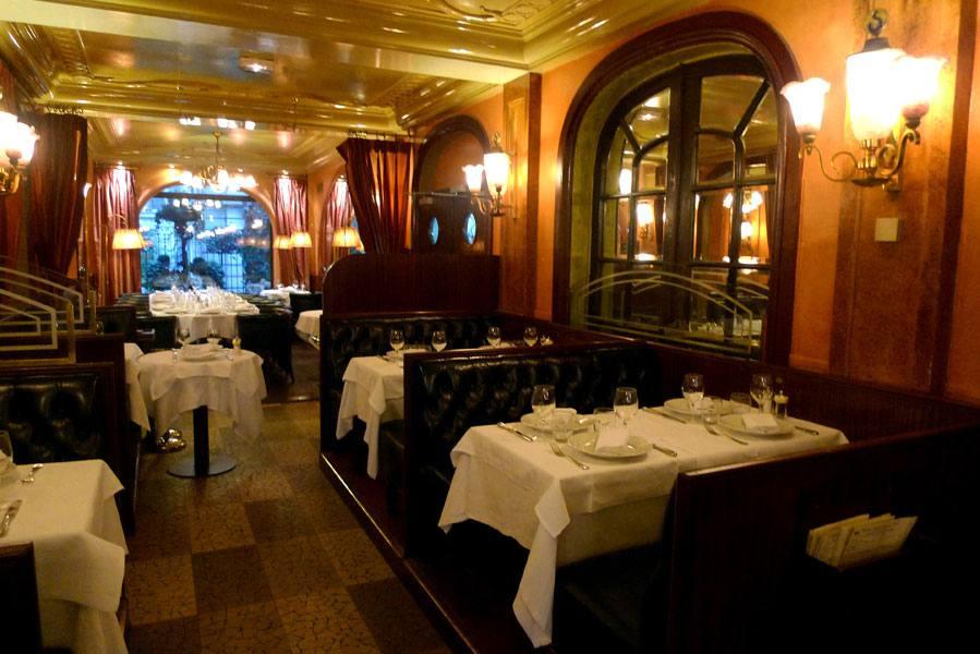 Restaurant Sebillon : La salle