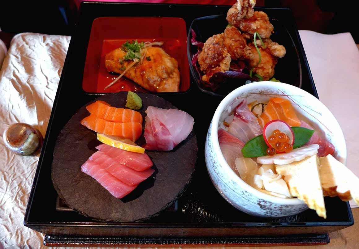 Restaurant Shiki : Bento
