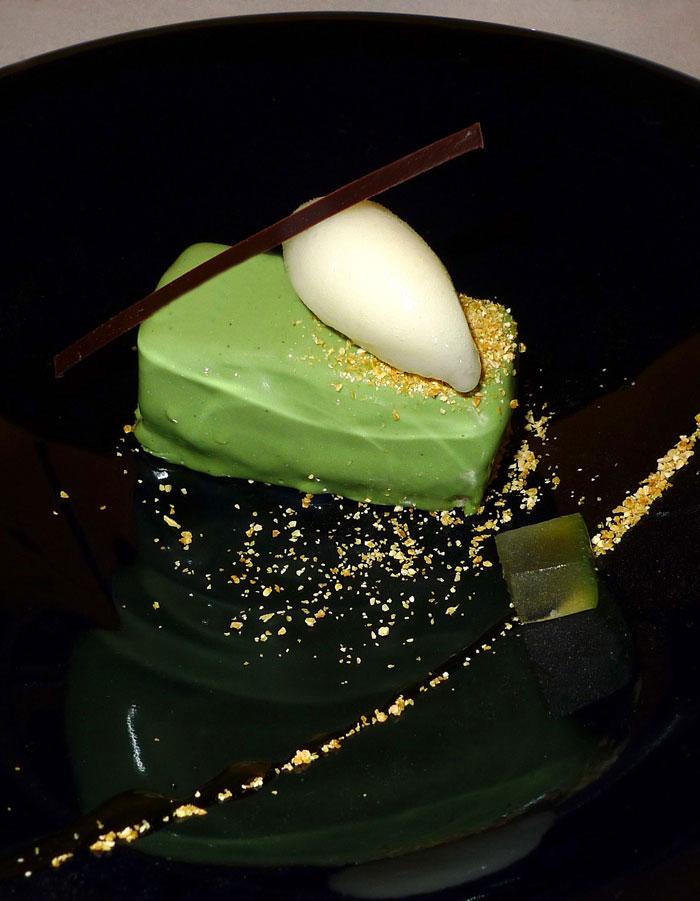 Restaurant Mandarin Oriental : Mister Green Tea