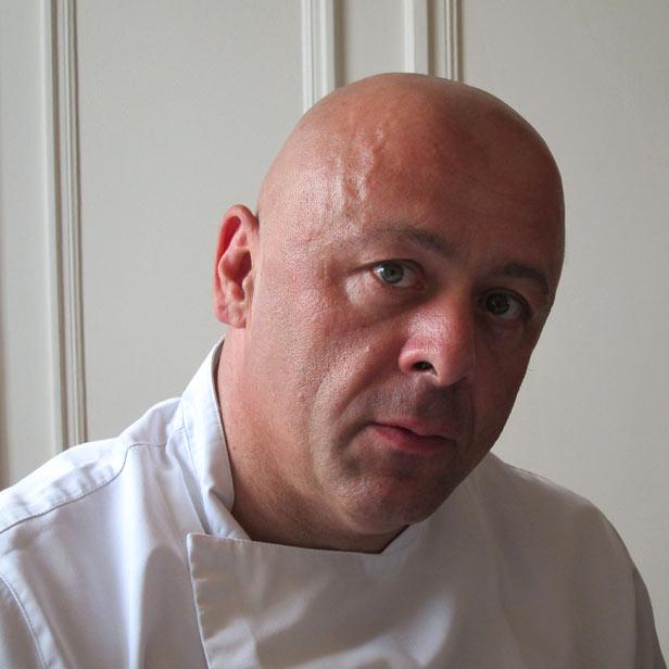 restaurant Le Camelia le chef Thierry Marx