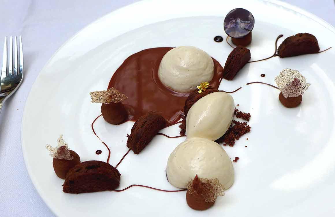 Restaurant Hôtel de Sers, Chocolat Caraïbes