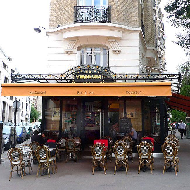 Restaurant Verbalon, Une terrasse pour tous les jours