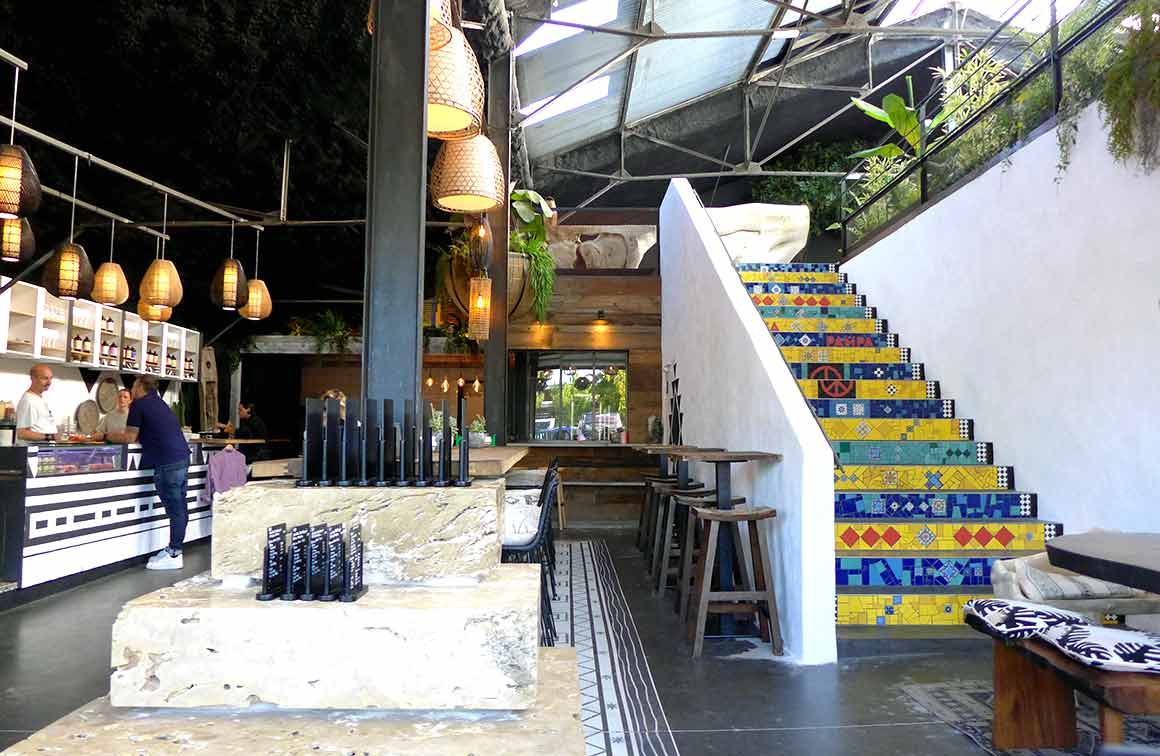 Restaurant Louisa Pampa : La salle