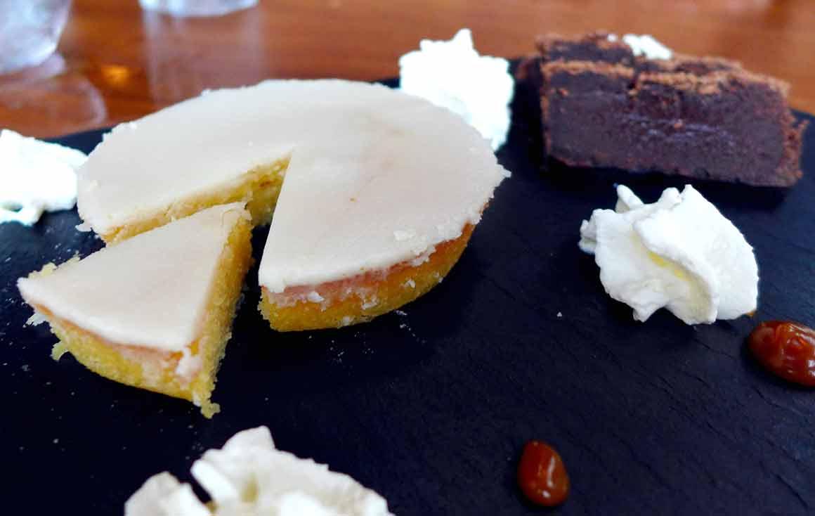 Restaurant Louisa Pampa : Assiette Marilou