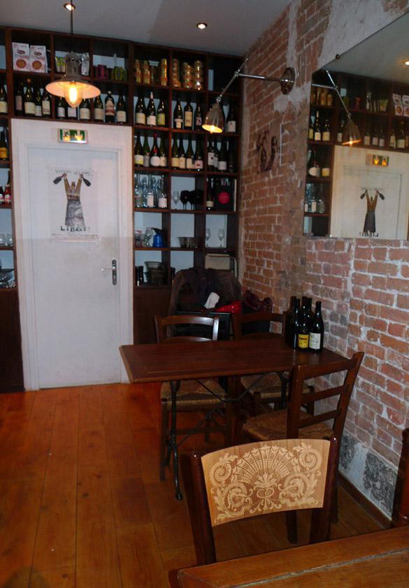 Restaurant Youpi & Voila : La salle