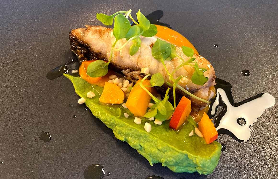 Restaurant Mano fish et brocoli