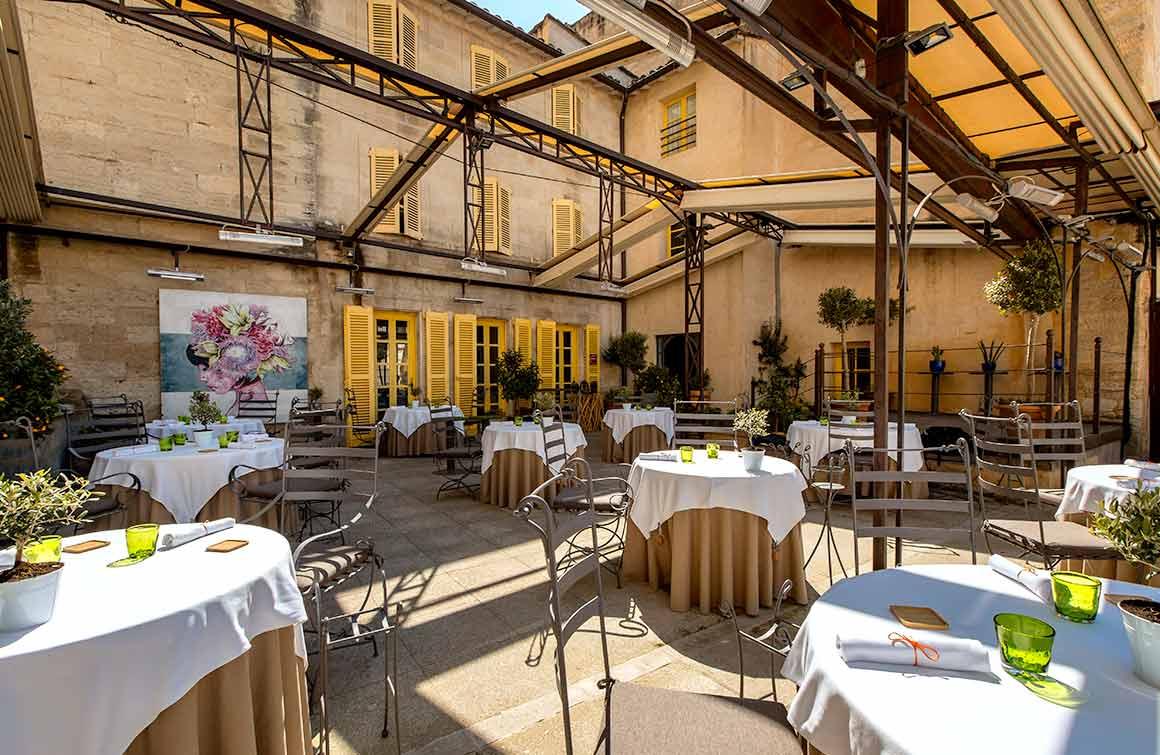 Restaurant Sevin la terrasse