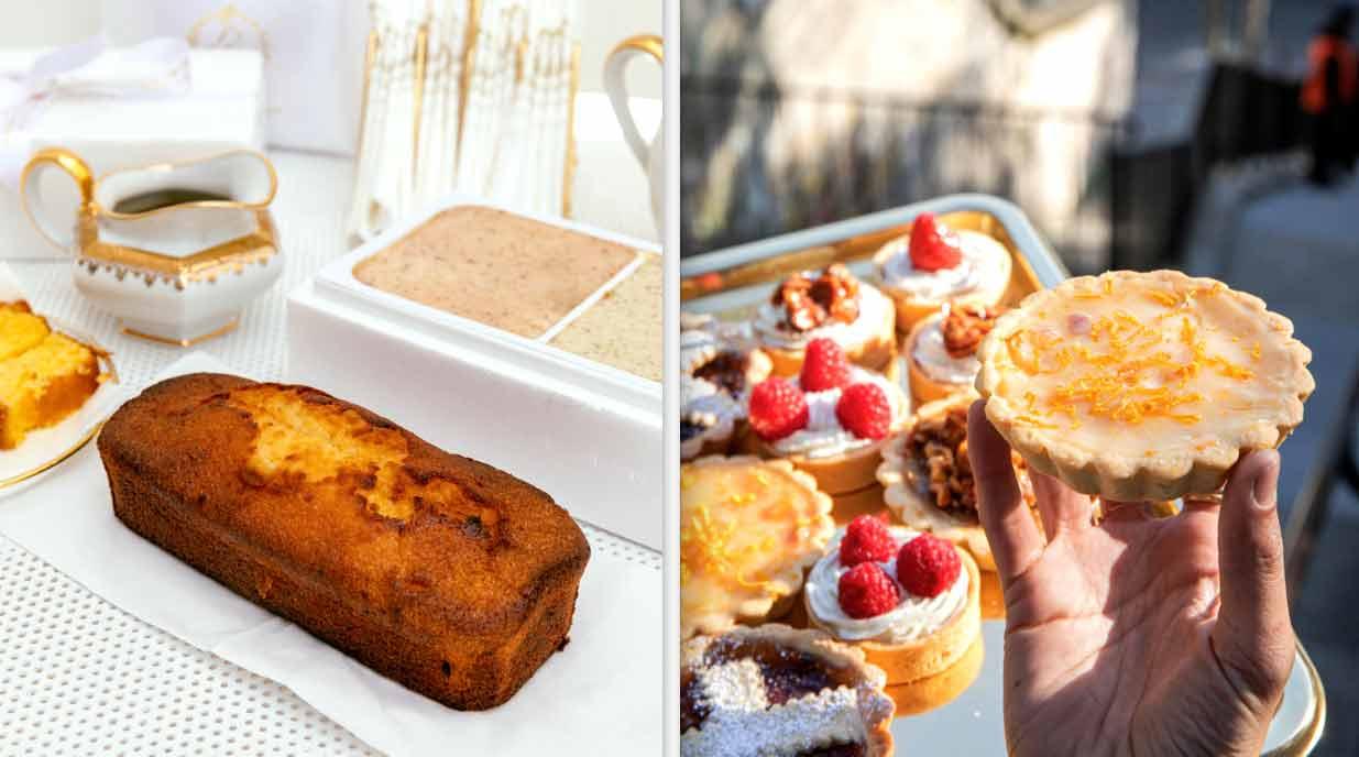 Il Gelato del Marchese Cake et tartes
