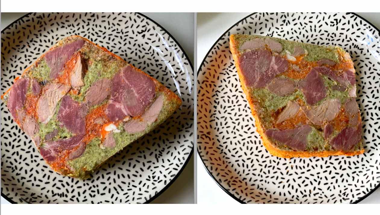 Maison Vérot Persillé d'agneau et de cochon au piment d'Espelette