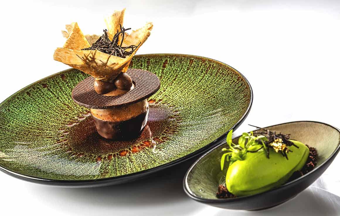 Restaurant Sevin choco truffe