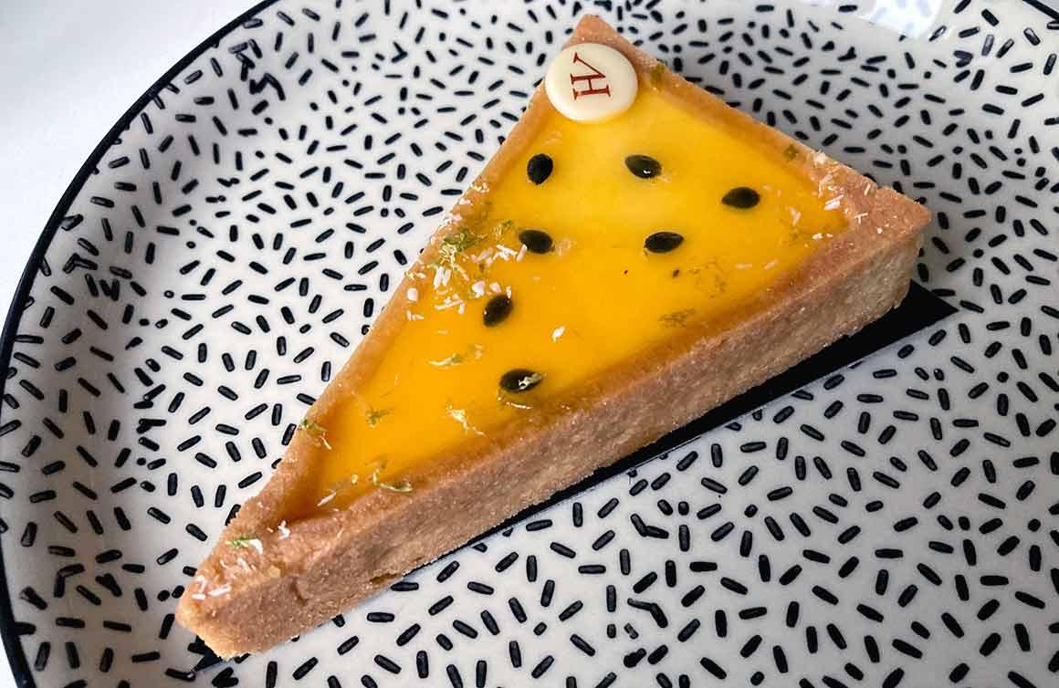 Fou de Pâtisserie Tarte Passion de Hugo & Victor