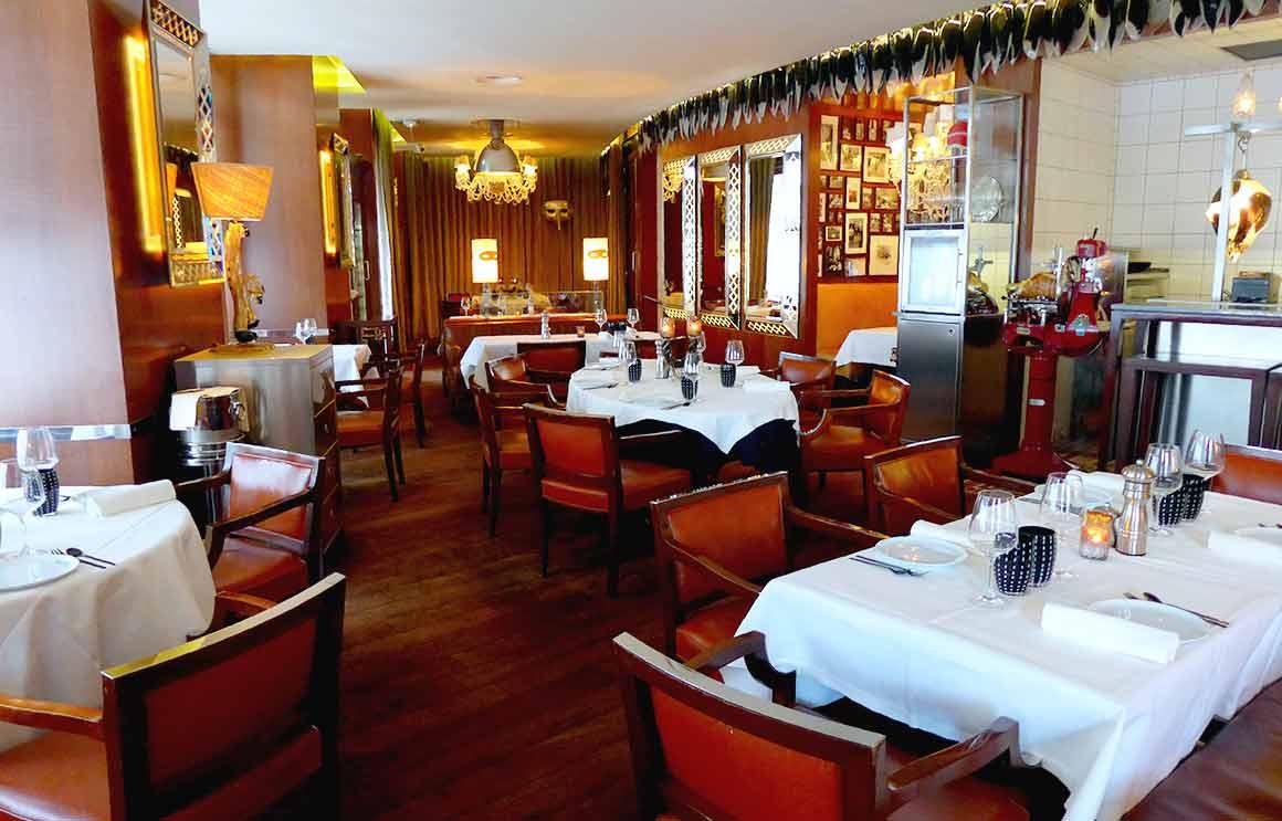 Bar Mori Venice, la salle