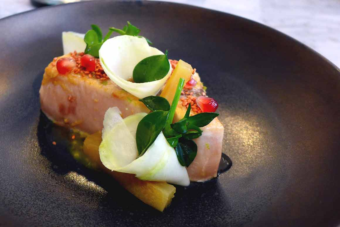 Restaurant LeFaham le thon
