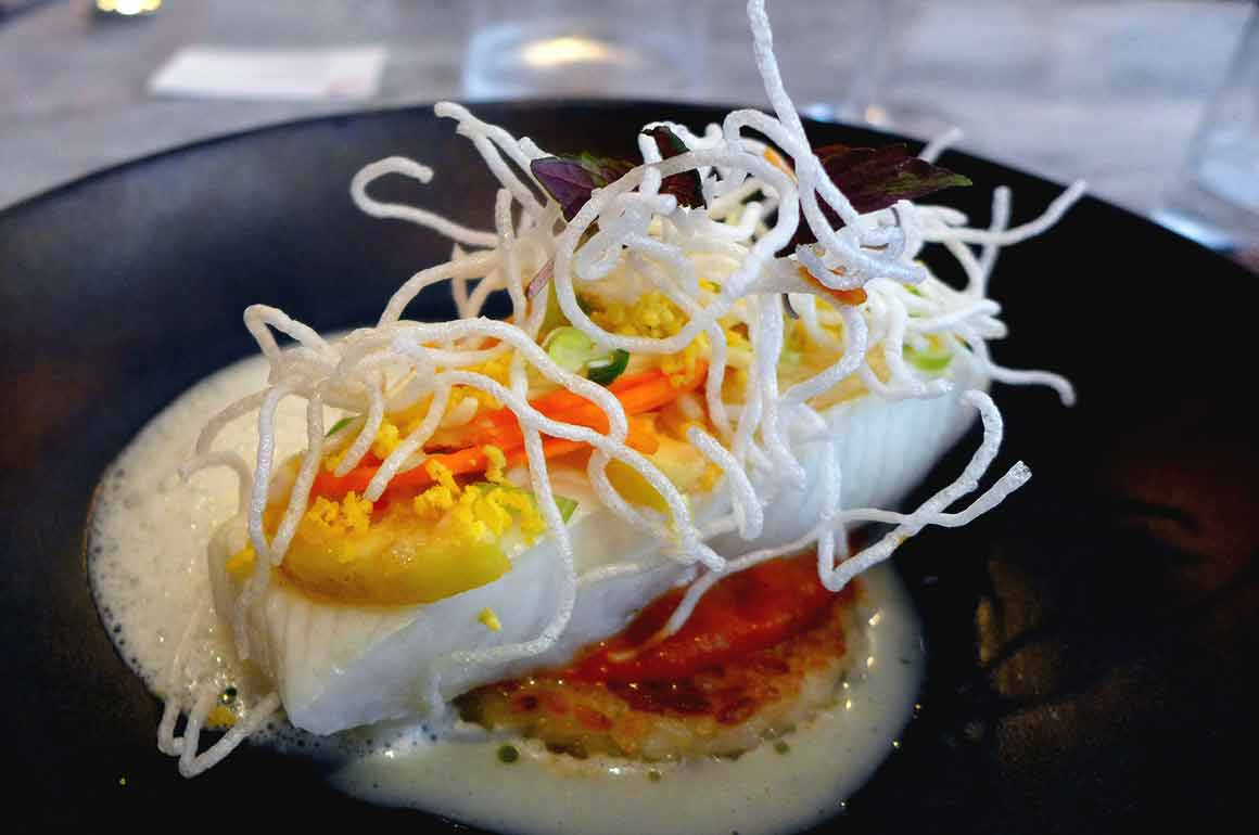 Restaurant LeFaham le légine