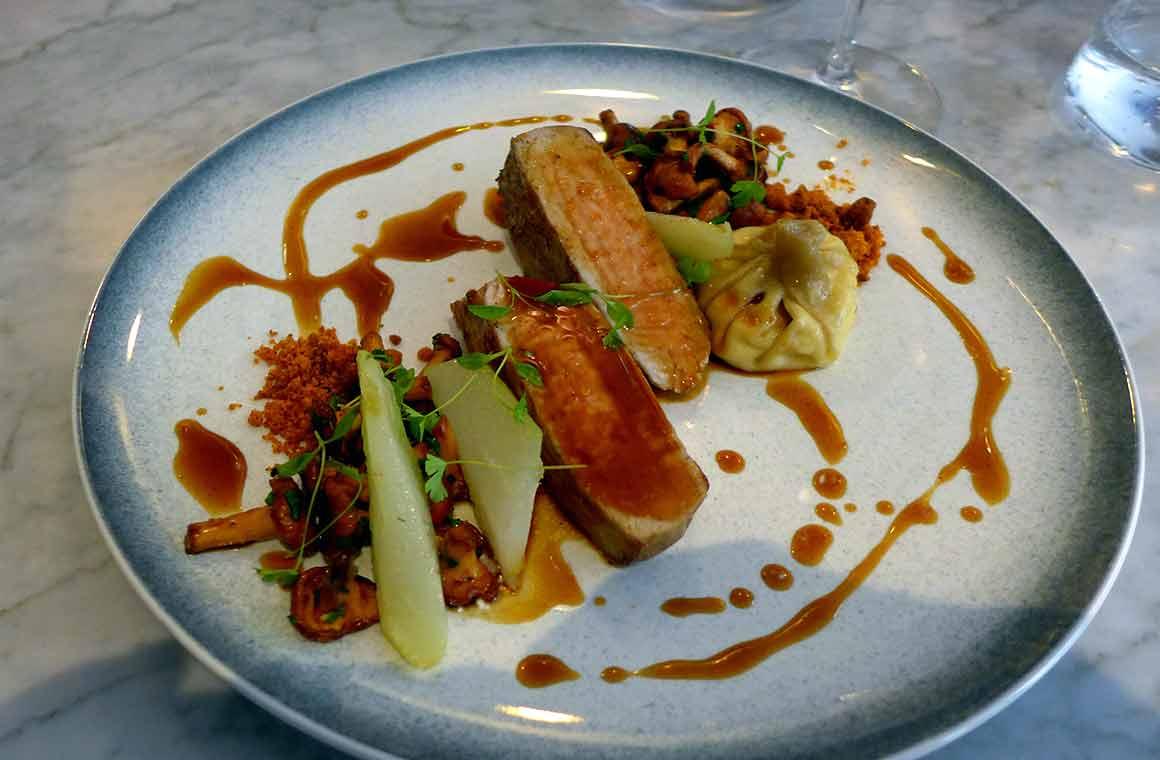 Restaurant LeFaham le veau