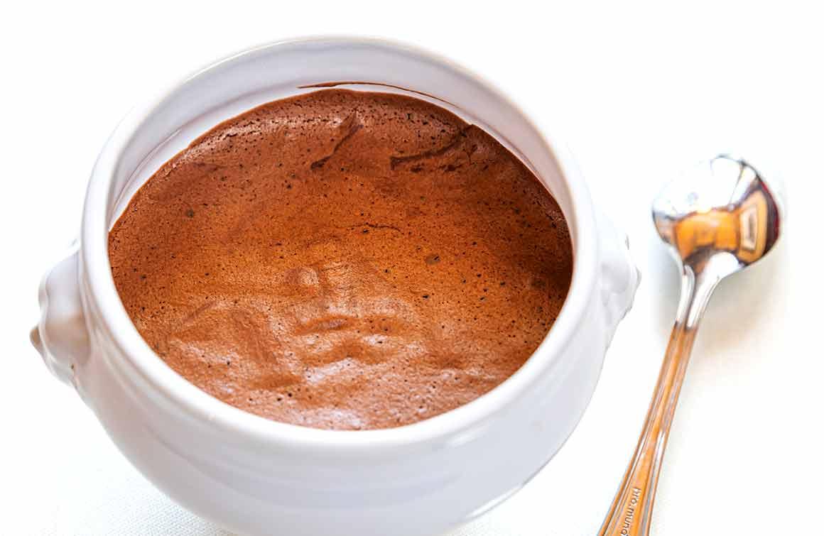Bistrot de La Gare mousse chocolat