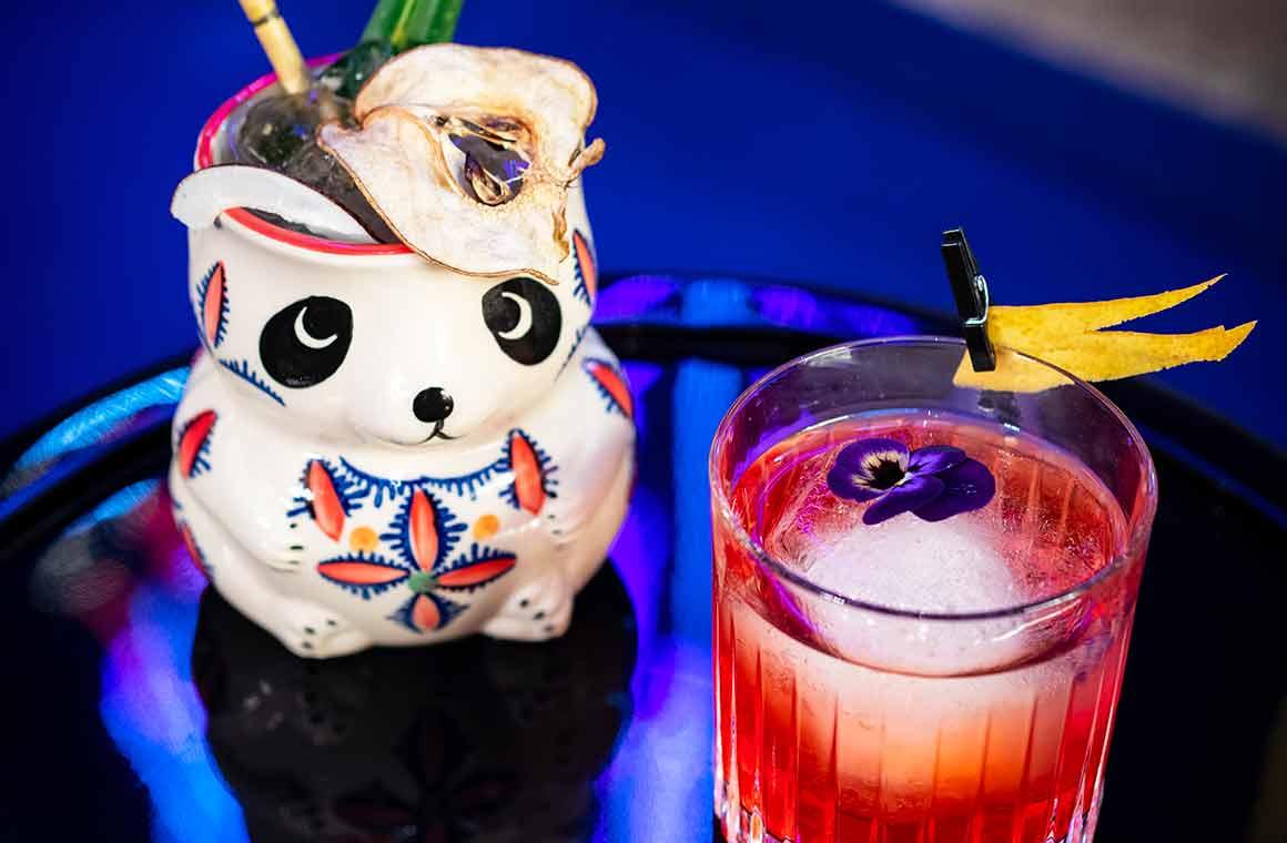 Restaurant Ran, Cocktail Swinging Tokyo & Godzilla