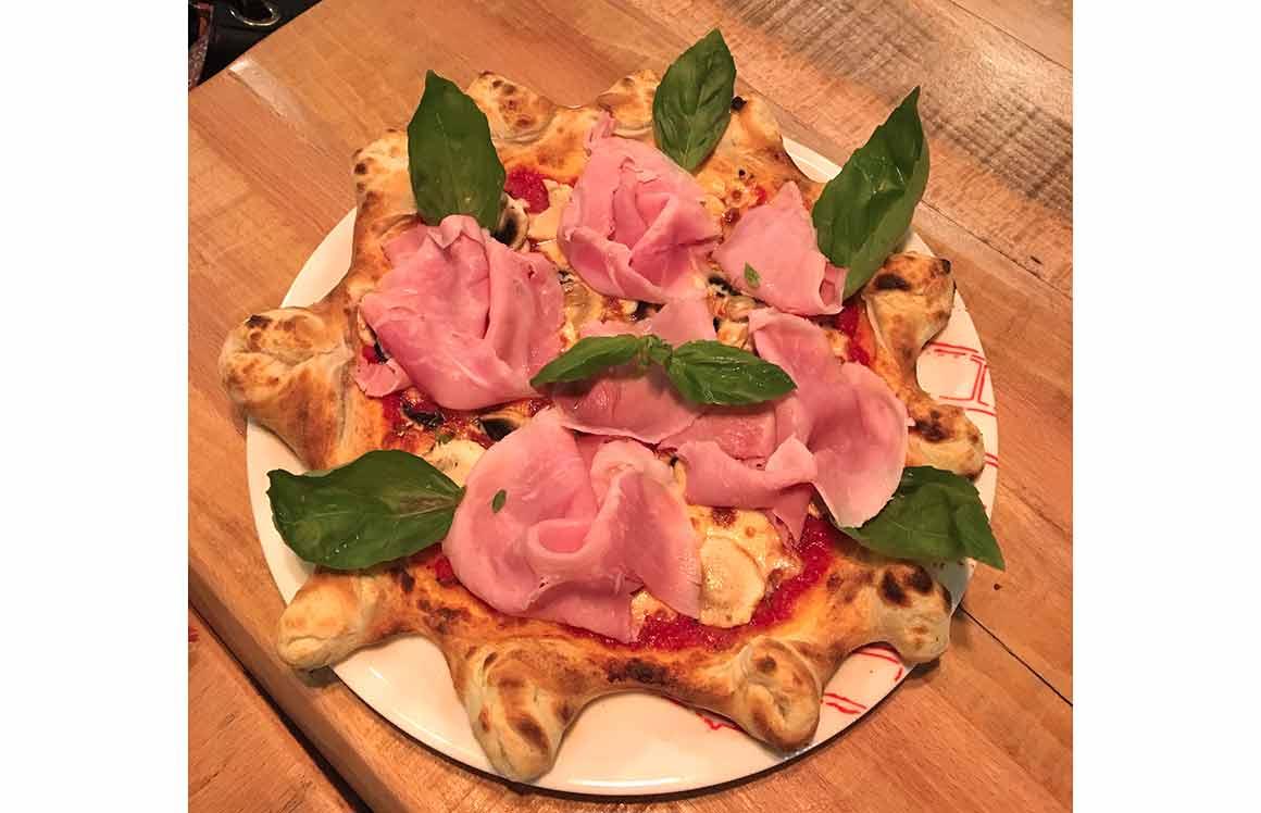 The Brooklyn Pizzeria, pizza XL