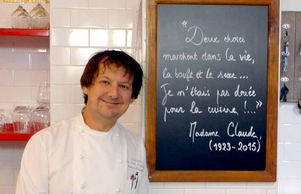 Ludovic Perraudin le patron de Mme Claude