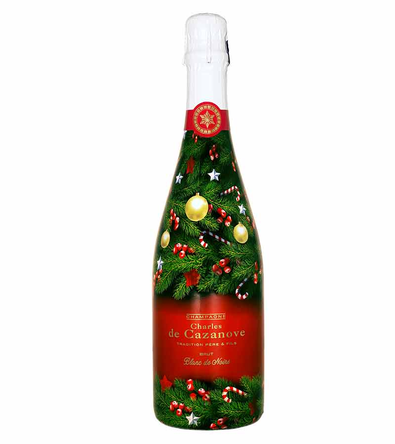 Champagne Charles de Cazanove