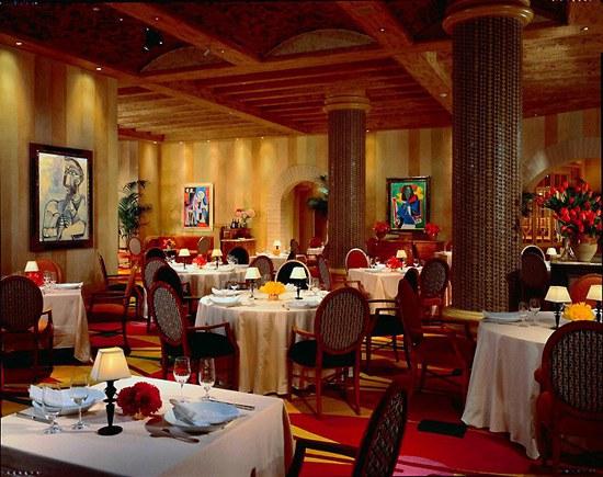 le restaurant Picasso
