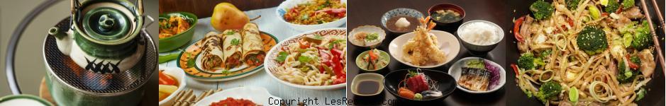 image restaurant asiatique Paris 19e