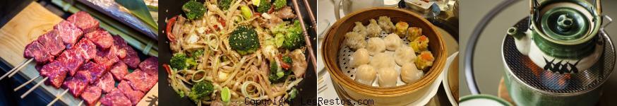 image sélection restaurant asiatique Nantes
