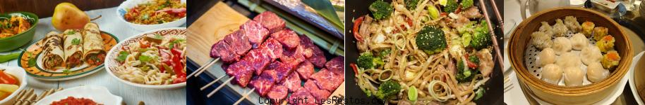image restaurant asiatique Paris 7
