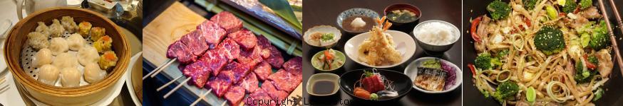 image restaurant asiatique Paris 6e