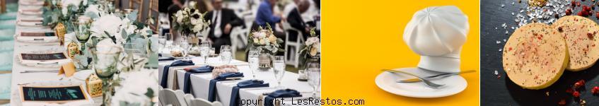 image sélection restaurant gastronomique Montpellier
