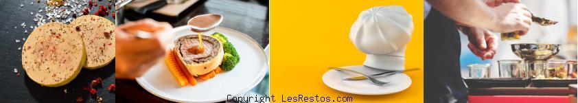 image meilleur restaurant gastronomique Nantes