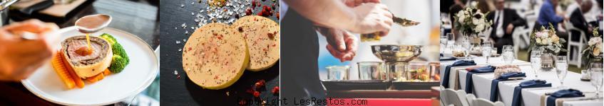 image restaurant haute gastronomie Bordeaux