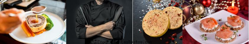 image restaurants haute gastronomie Montpellier