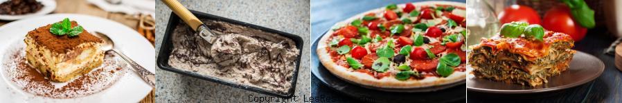 image restaurants italiens Lille