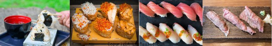 meilleur resto japonais Paris