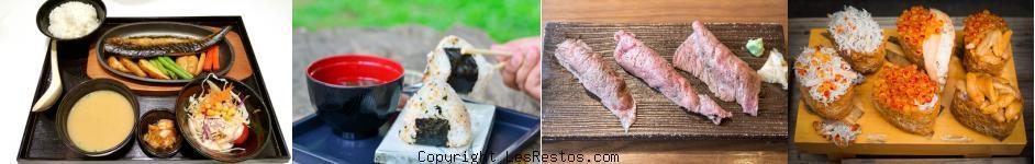 sélection restaurant japonais Lyon