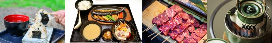 image restaurants japonais Paris