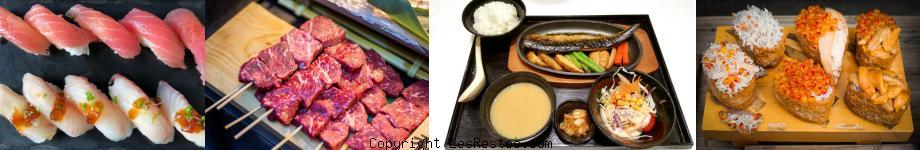 image restaurant japonais Paris 1