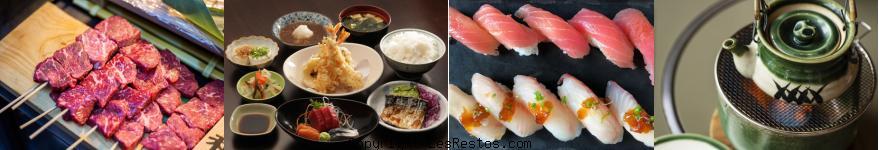 image restaurant japonais Paris 19