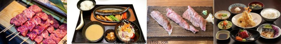 image restaurant japonais Paris 16e