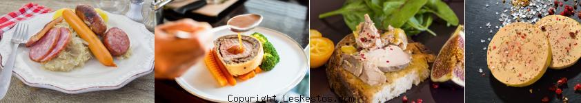 restaurants foie gras Toulouse