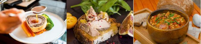 image meilleur restaurant cassoulet Montpellier