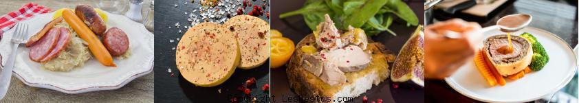 image meilleur restaurant foie gras Paris
