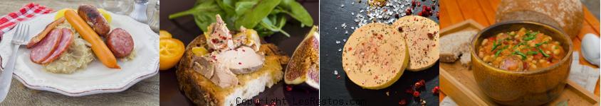 image sélection restaurant choucroute Lyon